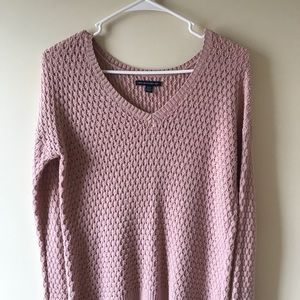 American Eagle Knit Pullover Sweater (XS)